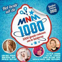 Cover  - Het beste uit de MNM 1000 [2012]